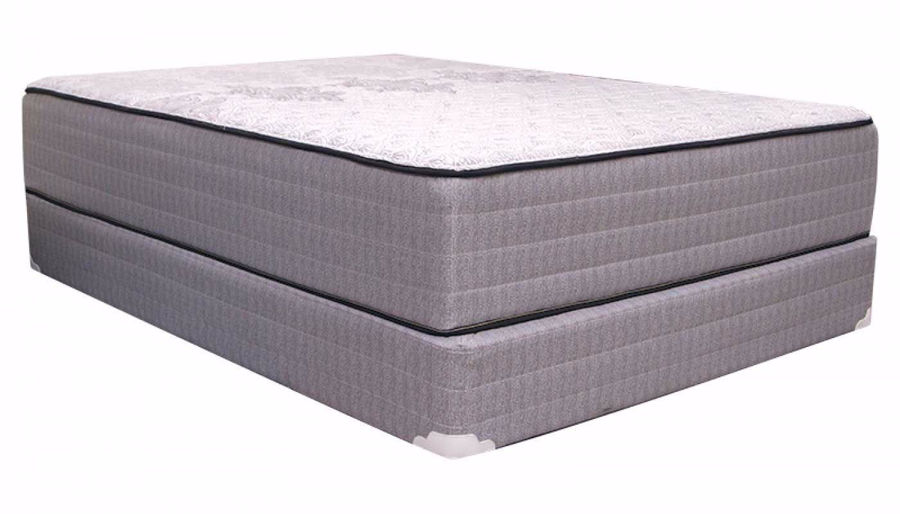Picture of Bree-O-Pedic Signature Firm King Mattress Set