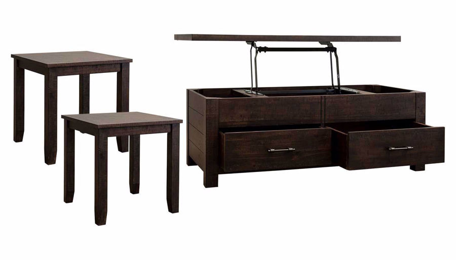 Picture of Statesman 3 Piece Table Set