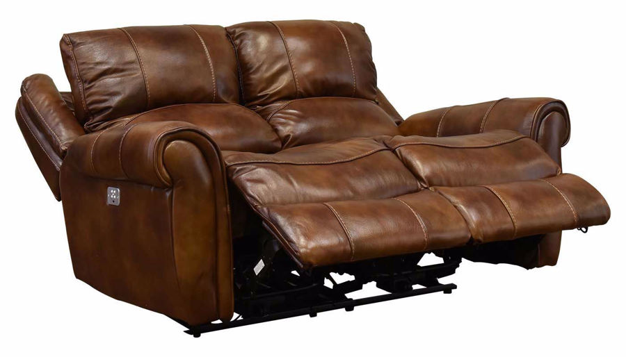 Picture of Barron Power Reclining Loveseat