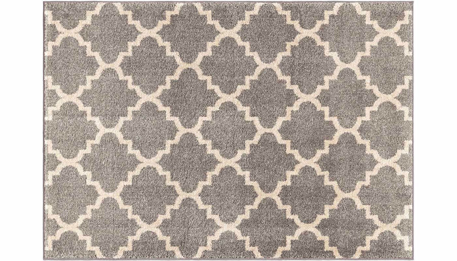 Picture of Tunnis Pewter 8 x 11 Rug