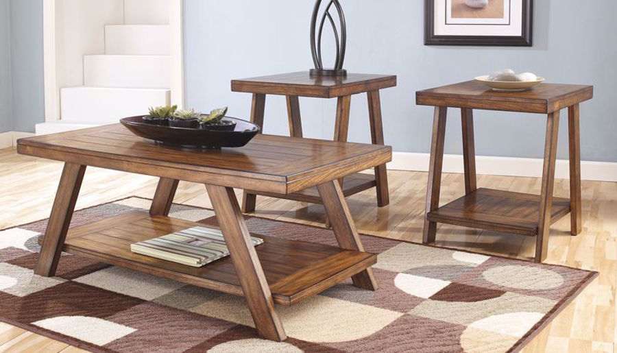 Picture of Bradley 3 Piece Table Set