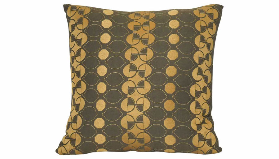 Picture of Dryden Square Circles Pillow