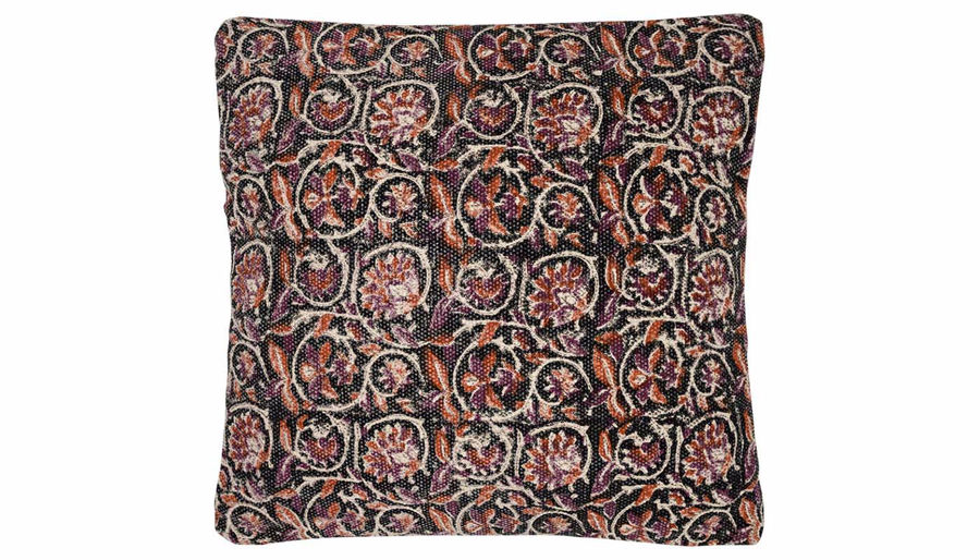 Picture of Darby Plum Floral Pillow