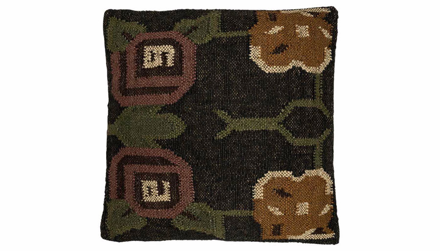 Picture of Fiola Wool Jute Pillow