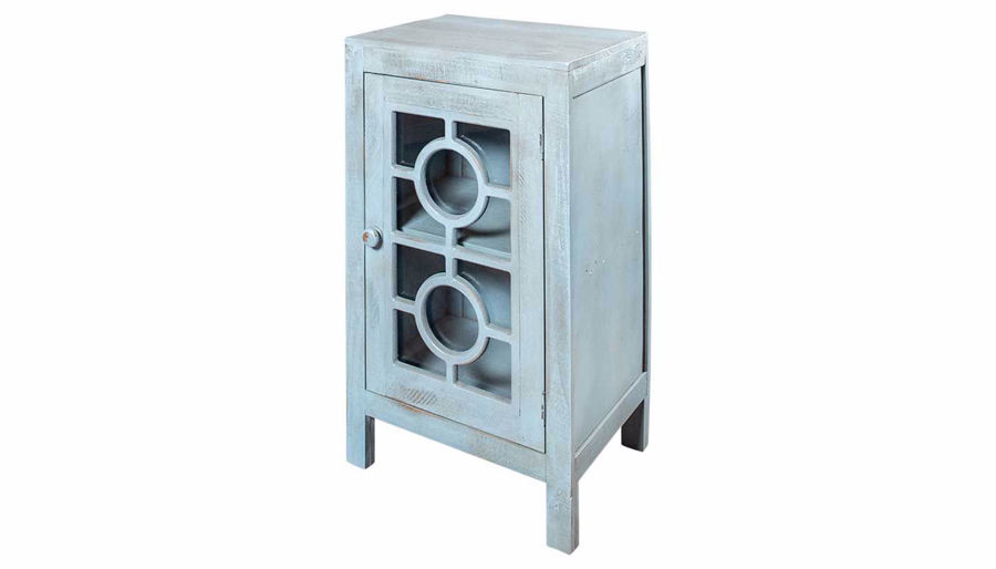 Picture of Side Accent Cabinet Blue 318