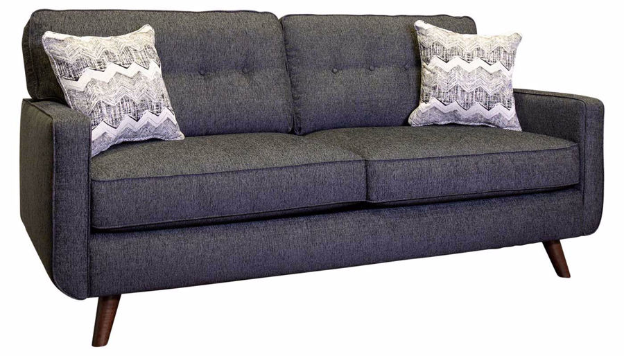 Picture of Hollywood Graphite Sofa & Loveseat