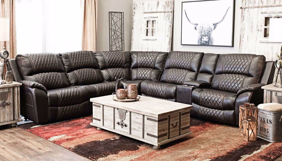 Picture of Martin 6-Piece Power Sectional