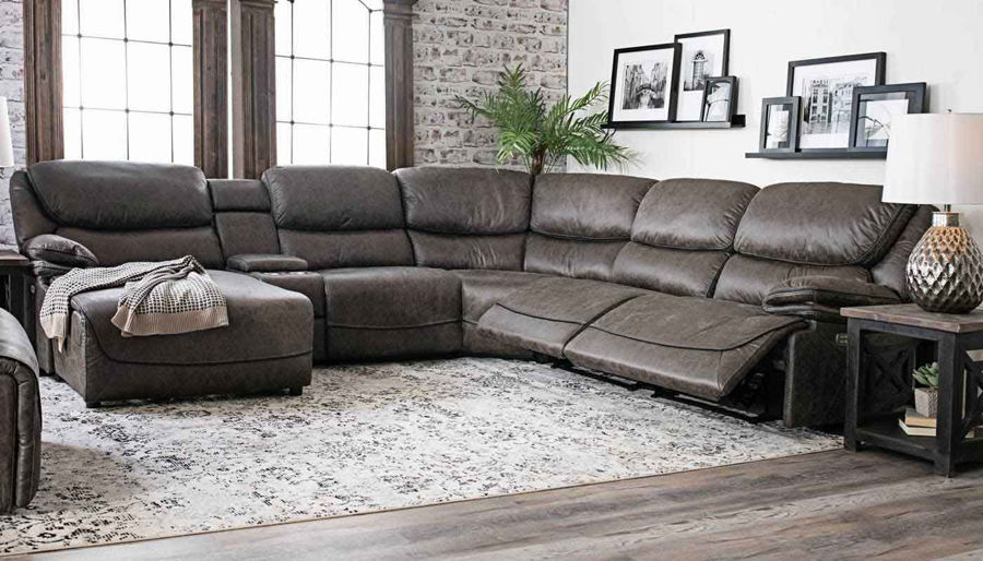 Picture of Echo 6-Piece Sectional With Chaise