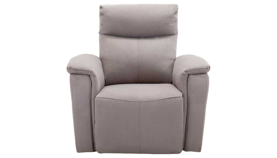 Picture of Aaron Grey Motion Swivel Recliner