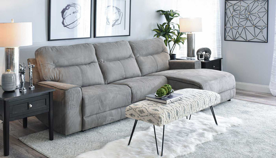 Picture of Arbor 3-Piece Sectional Right Facing Chaise