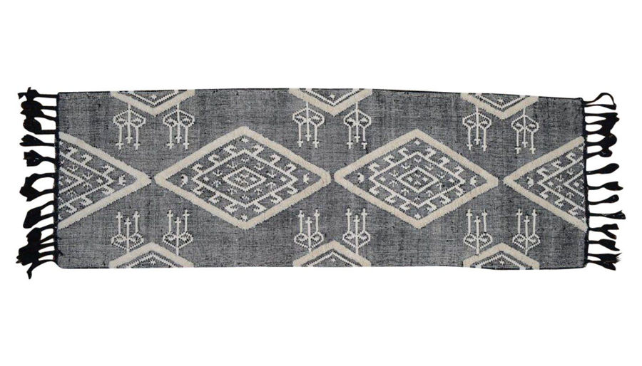 Picture of Mia Wool Woven Rug 3'X9'