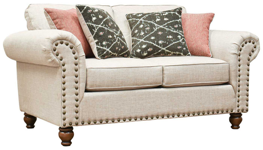 Picture of Corliss III Loveseat