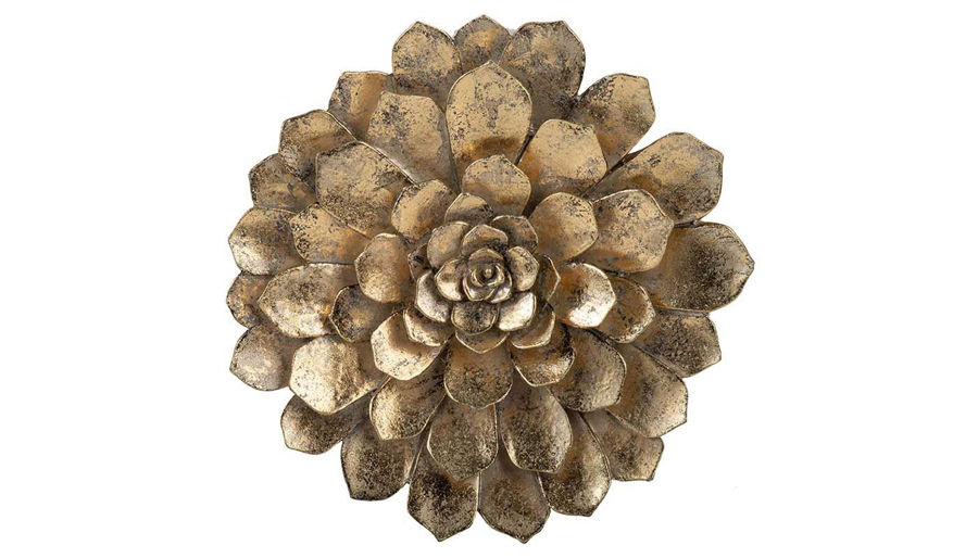 Picture of HZ Succulent Wall Plaque