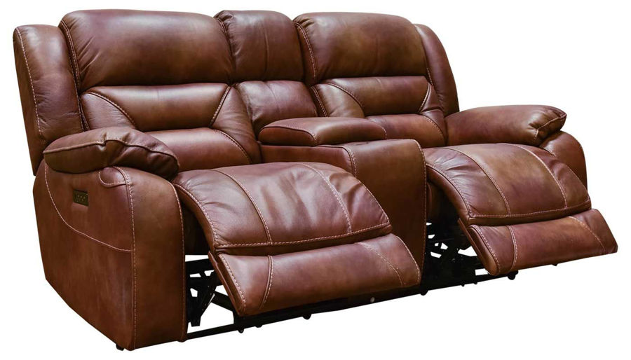 Picture of Home Run Power Loveseat