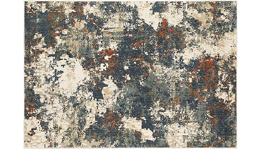 Picture of Fiona Beige Multi Rug 8X10