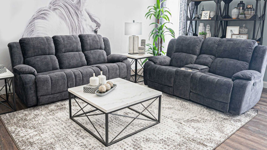 Picture of Skipper Motion Sofa & Loveseat