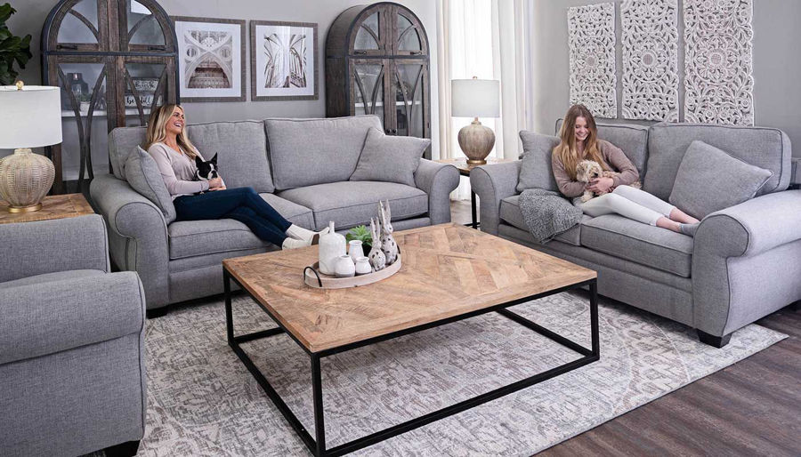 Picture of Paisley Sofa & Loveseat