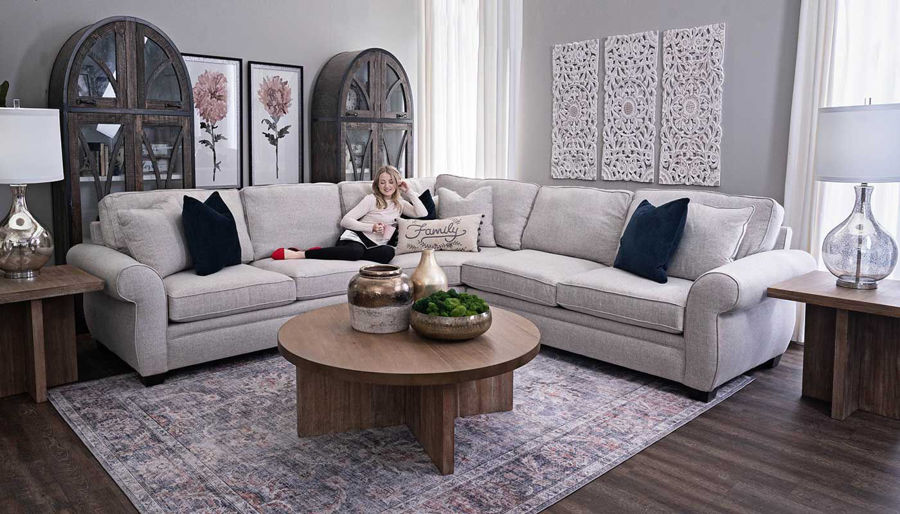 Picture of Pierce Sectional