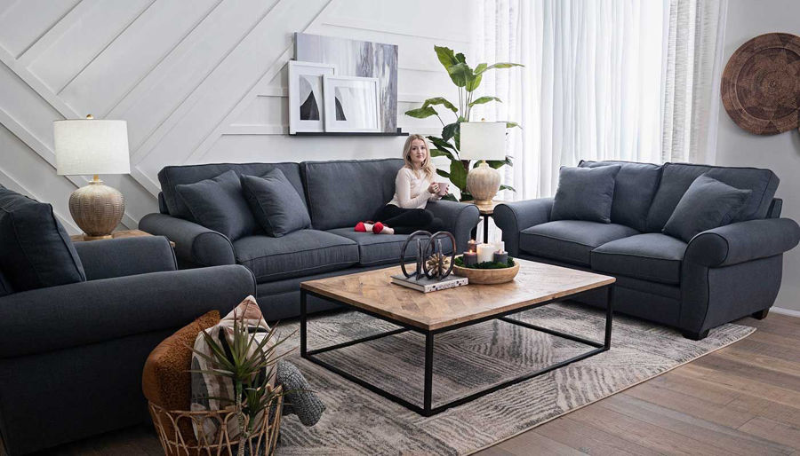 Picture of Potter Sofa, Loveseat & Chair