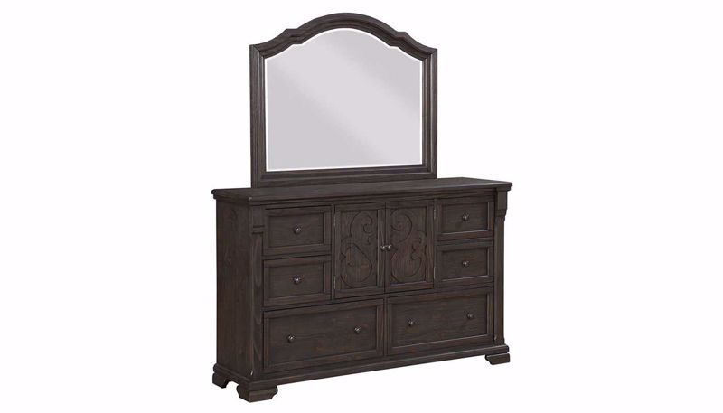 Picture of Amalfi Dresser and Mirror