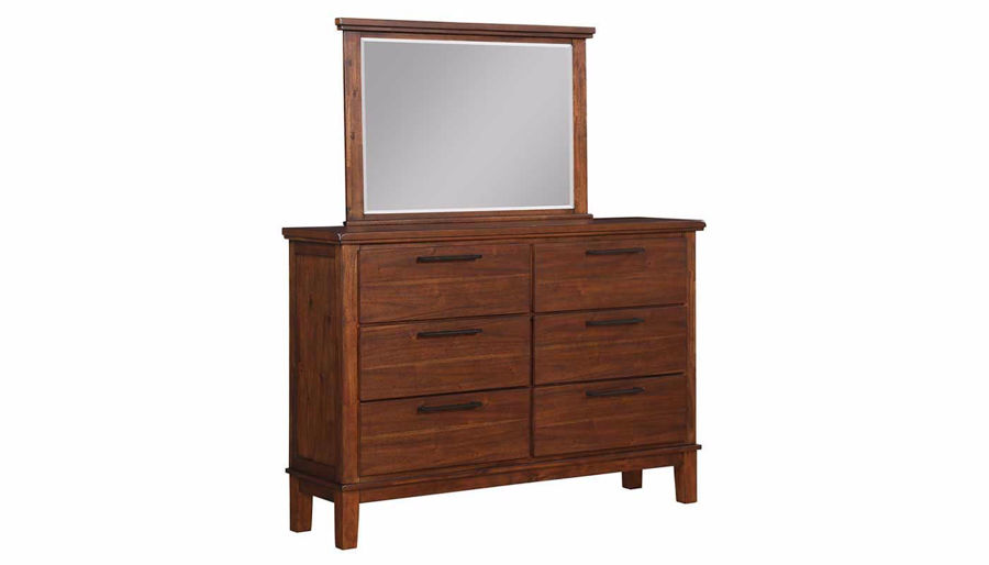 Picture of Latham Dresser & Mirror