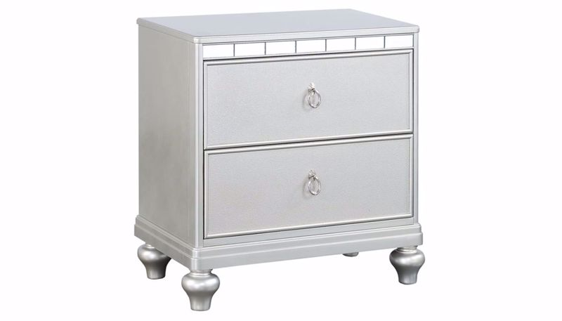 Picture of Glam Nightstand