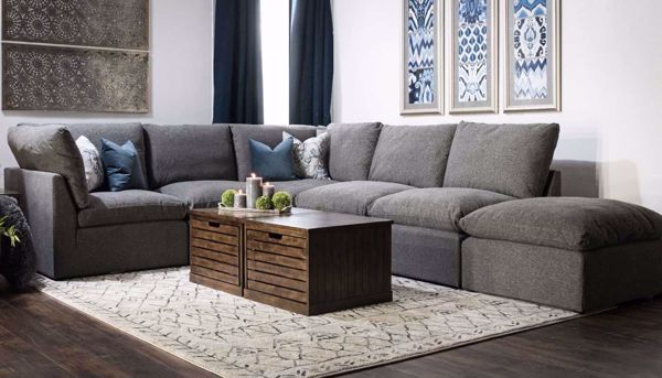 Imagen de Cloud 6-Piece Sectional