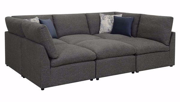 Picture of Cloud 6-Piece Sectional