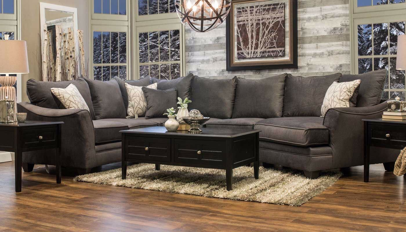 Peachy Brazil Sectional With Chaise Pabps2019 Chair Design Images Pabps2019Com
