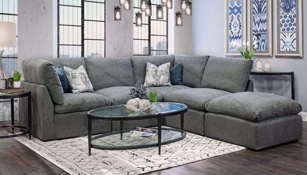 Imagen de Cloud 5-Piece Sectional