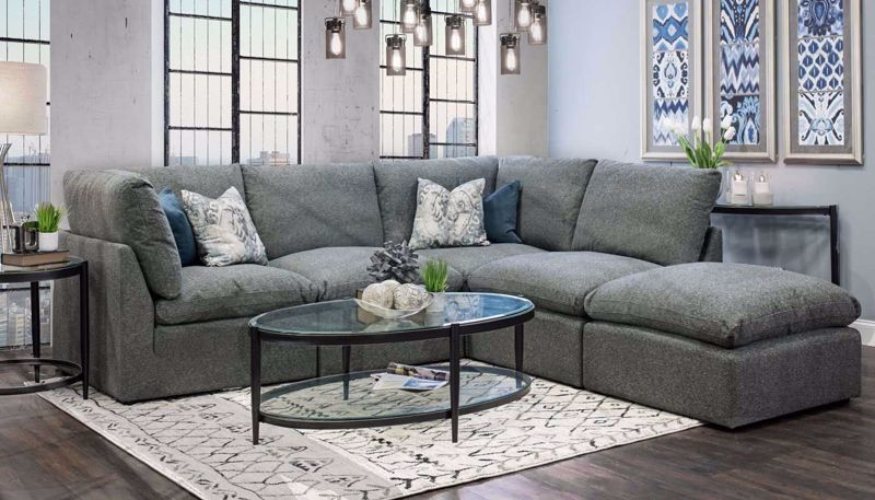 Picture of Cloud 5-Piece Sectional
