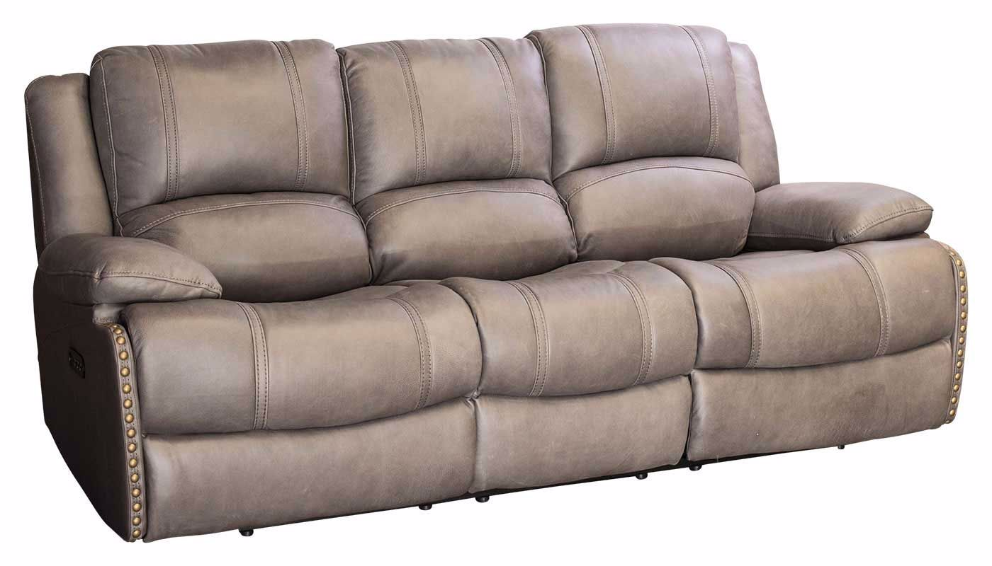 Outstanding Triple Play Power Reclining Sofa Pabps2019 Chair Design Images Pabps2019Com