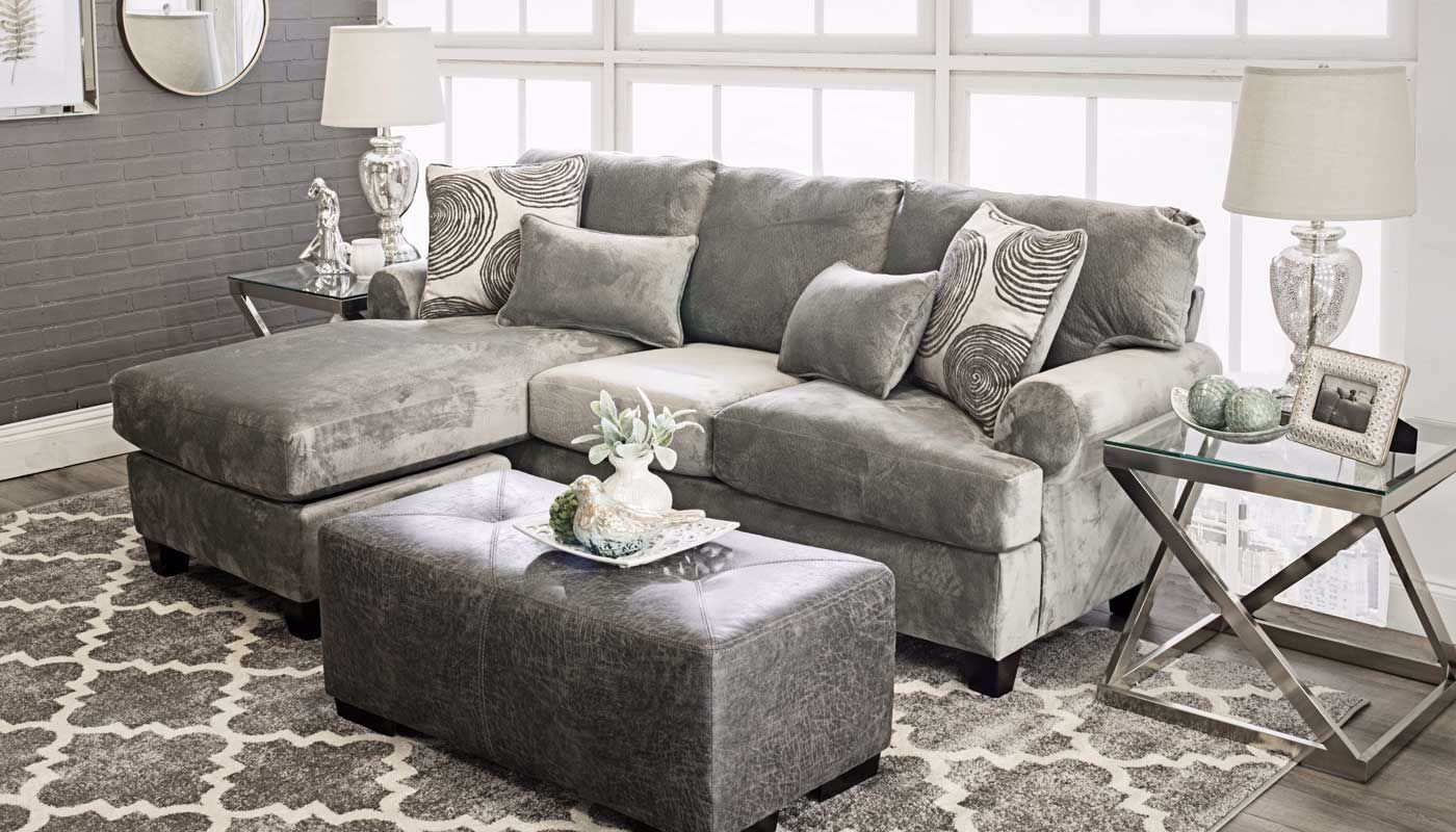 Nimbus Sectional Home Zone Furniture
