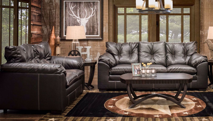 Contempo Collection Home Zone Furniture Living Room