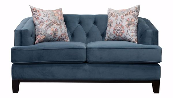 Picture of Capetown Midnight Sofa & Loveseat