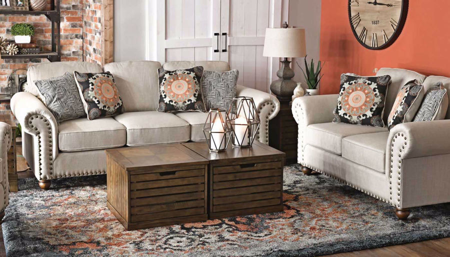 Picture of Corliss II Sofa & Loveseat