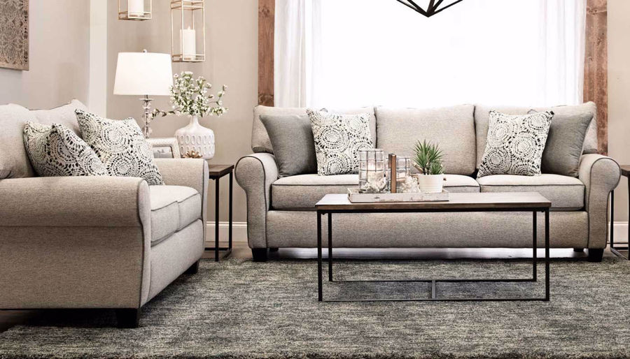 Picture of Mosaic Sofa & Loveseat
