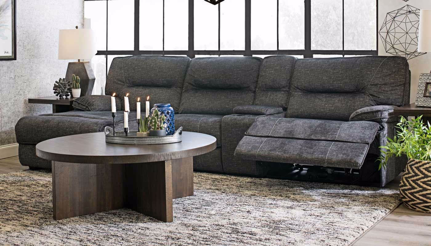 Pacifica 4-Piece Sectional