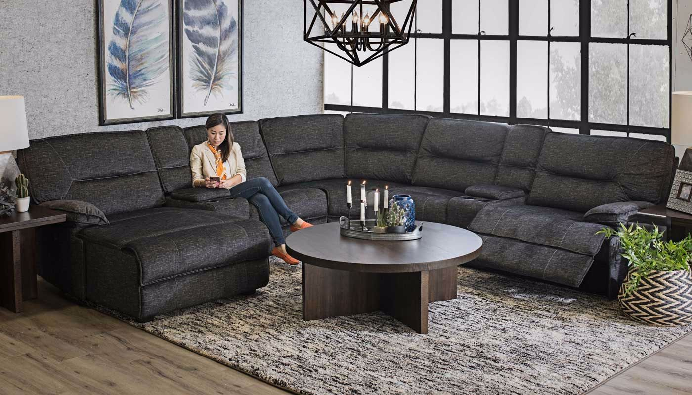 Pacifica 6-Piece Sectional