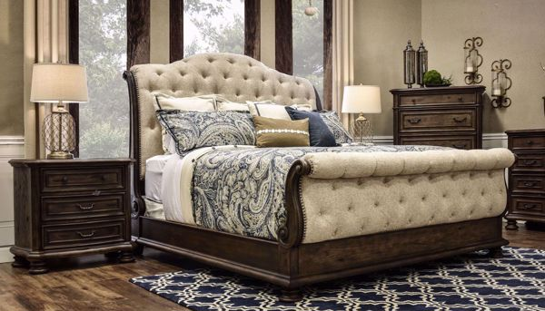 Serendipity 6 Piece Collection Queen Home Zone Furniture