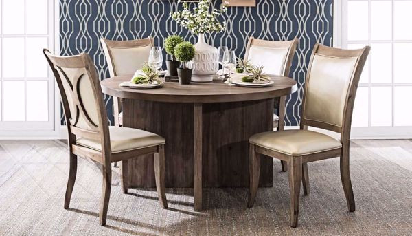 Fabulous Del Ray Table 4 Chairs Download Free Architecture Designs Pushbritishbridgeorg