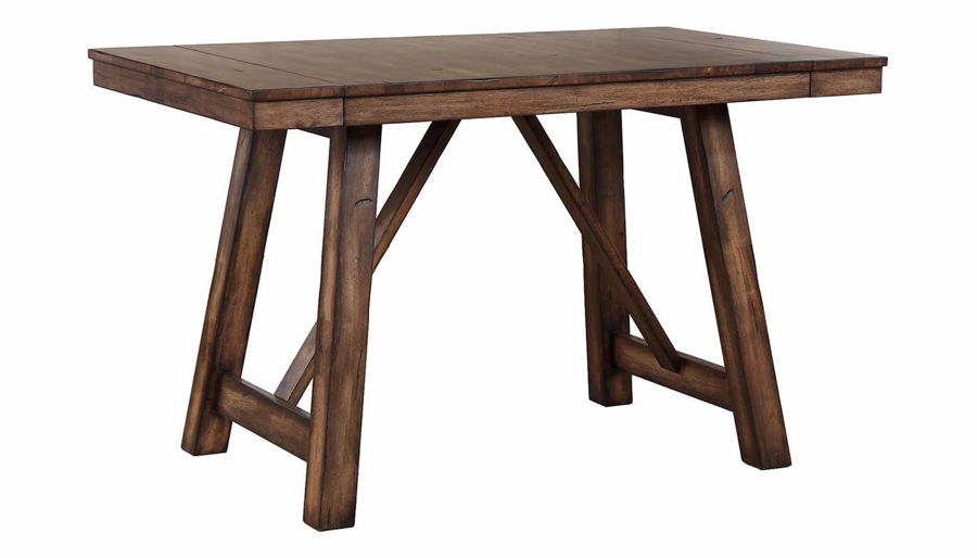 Picture of Hacienda Counter Height Table & 4 Stools