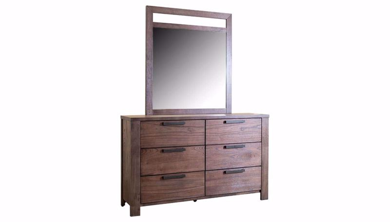 Picture of Bradley Dresser and Mirror