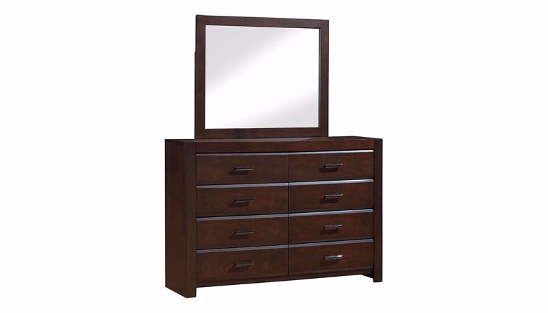 Picture of Nickolas Dresser and Mirror