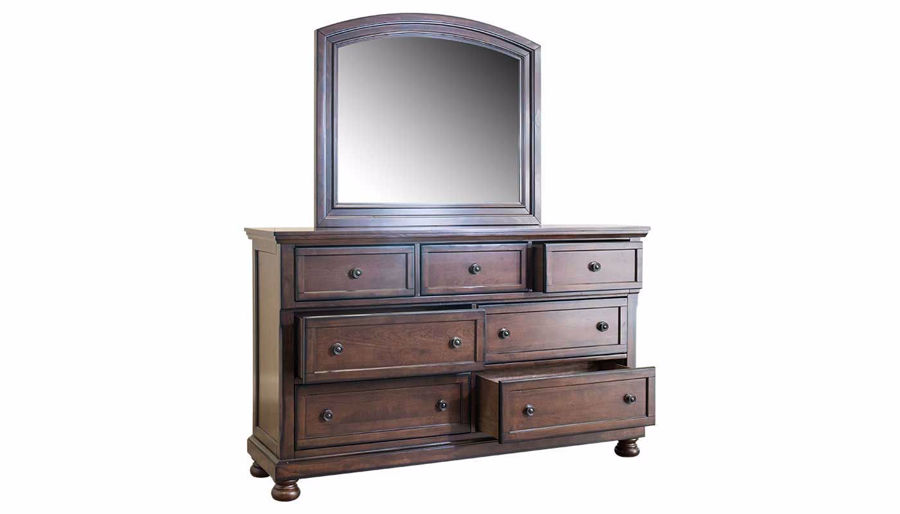 Picture of Oregon Dresser & Mirror