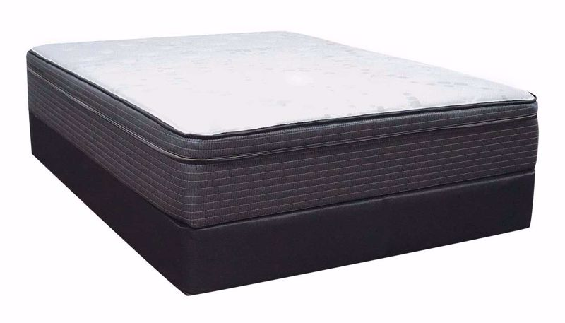 Picture of Amber Full Plush Mattress Set