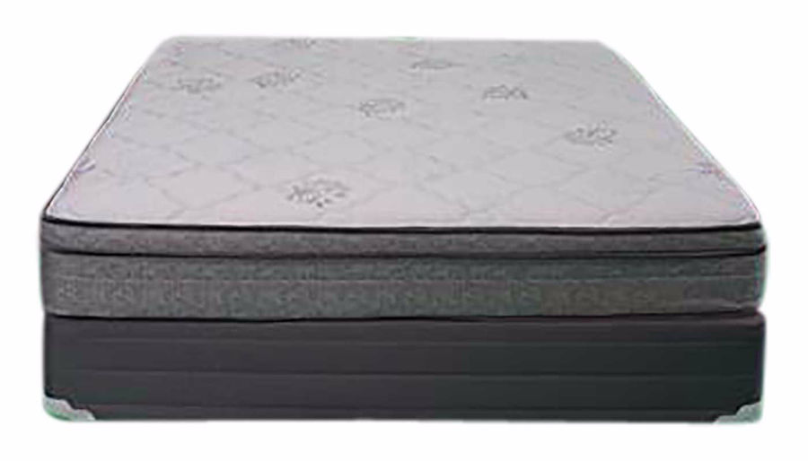 Picture of Angelina Euro-Top Queen Mattress Set