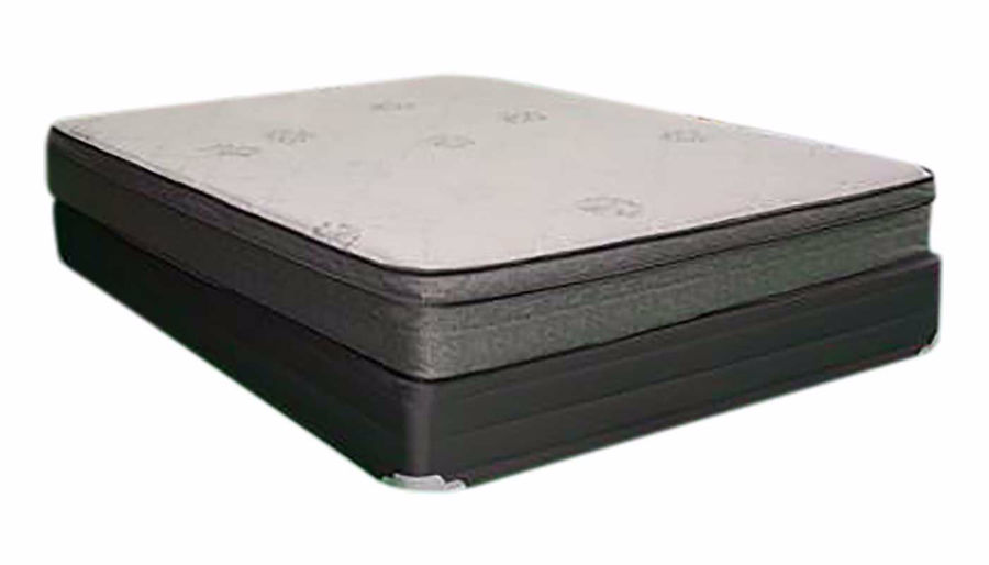 Imagen de Angelina Euro-Top Twin Mattress Set