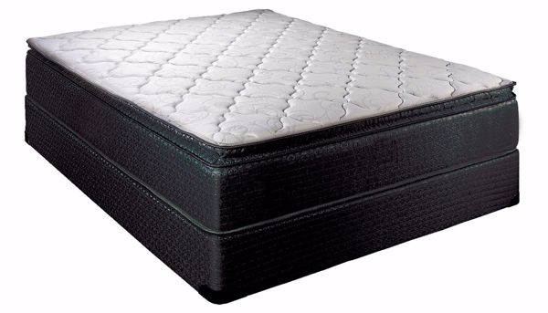 Picture of Emerald Plush King Mattress Set