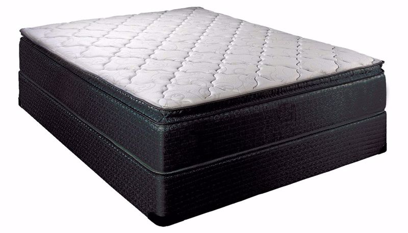 Picture of Emerald King Plush Mattress Set